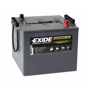 Akumulator Exide Marine 110 Ah Equipment Gel